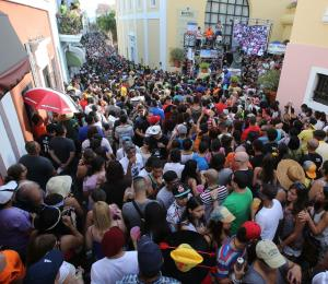 La UPR llegará a las Fiestas de la Calle San Sebastián