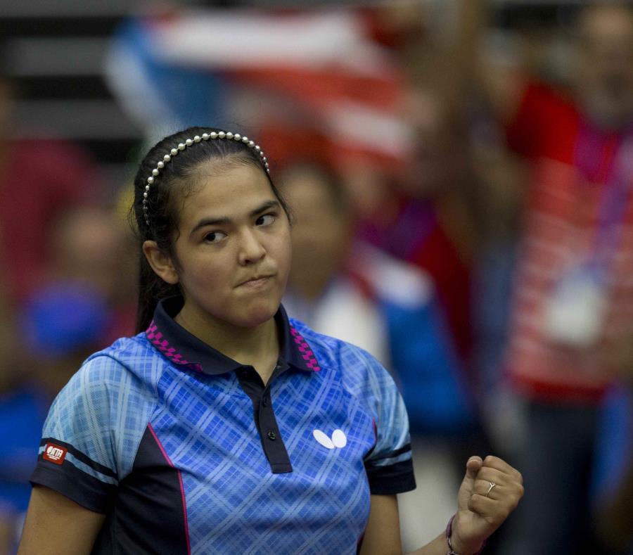 Adriana Díaz tuvo un sólido año 2018 al colocarse entre las mejores 35 jugadoras a nivel adulto en el escalafón mundial. (semisquare-x3)
