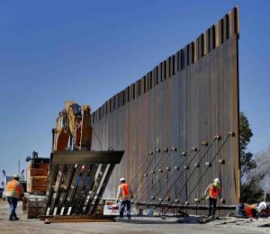 La construcción del muro fronterizo de Trump podría dañar hasta 22 sitios arqueológicos