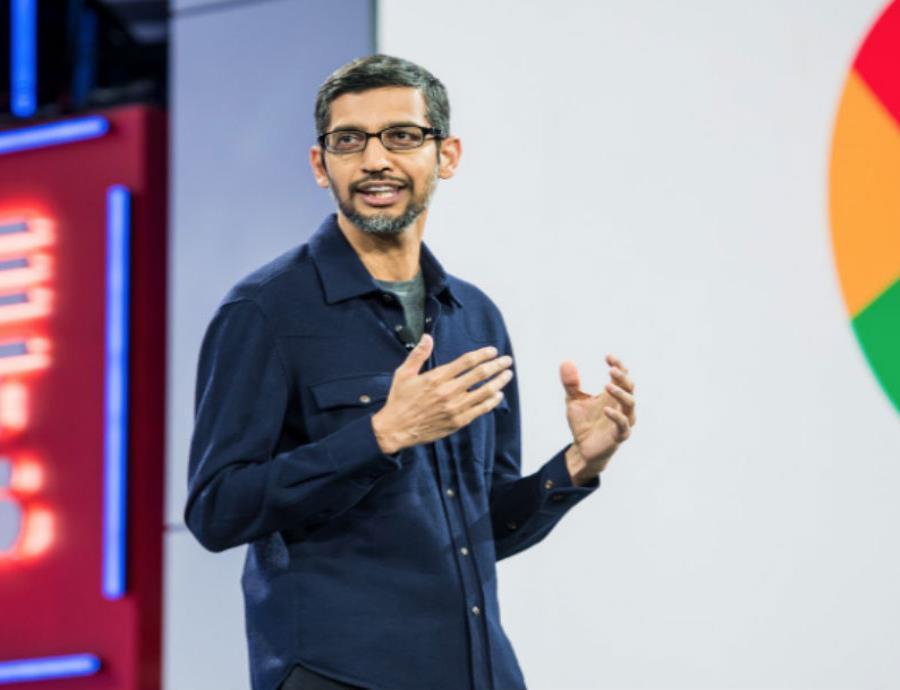 Sundar Pichai, CEO de Google, podría comparecer ante el Congreso de EE.UU. en diciembre  (semisquare-x3)