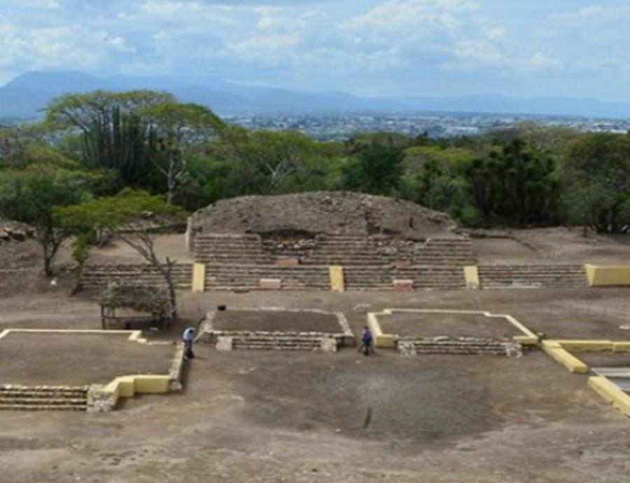 Esqueletos de niños sacrificados ritualmente por la cultura Chimú son hallados en Perú Templomexico