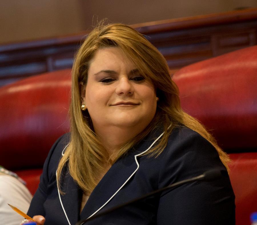 """Jenniffer González propone  un proyecto que incluiría un referéndum """"estadidad sí o no"""". (GFR Media) (semisquare-x3)"""
