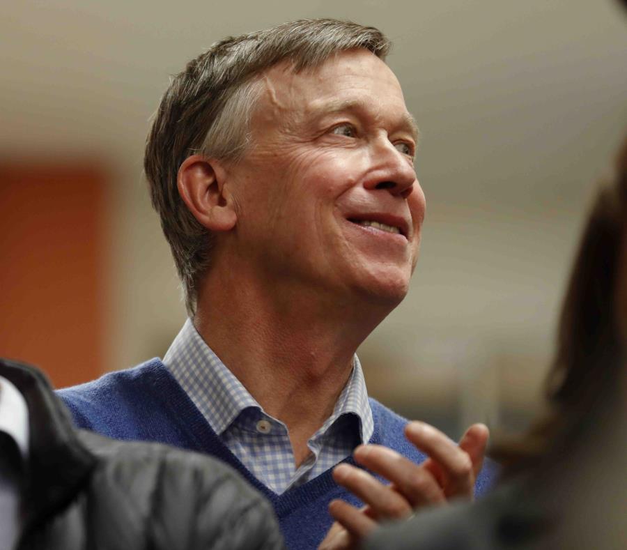 John Hickenlooper también fue alcalde de Denver. (AP / Charlie Neibergall) (semisquare-x3)
