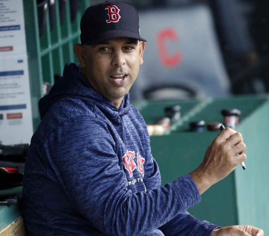 Boston ganó el primero ante Yankees en los playoffs de Grandes Ligas