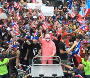 La tolerancia de los puertorriqueños