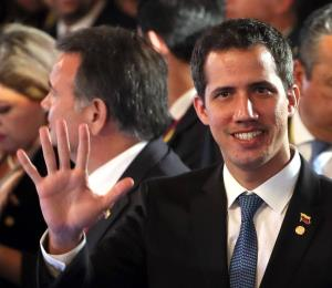 Guerra en alta mar por Venezuela