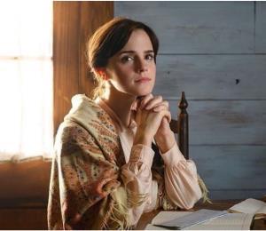 """Salen a la luz las primeras imágenes de Emma Watson en la adaptación de """"Little Women"""""""