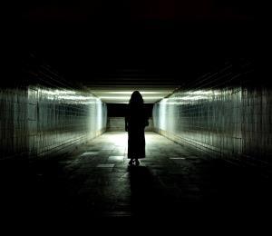 Es un túnel esto