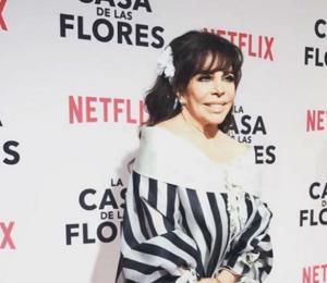 Verónica Castro revela que el exmánager de Luis Miguel  le hizo la vida imposible