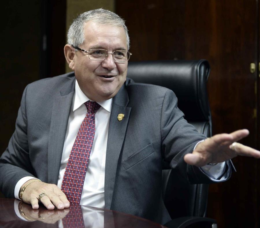 El comisionado de la Policía Municipal de San Juan, José Caldero (semisquare-x3)