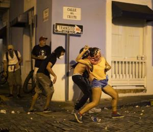 Violencia: lo que no somos en Puerto Rico
