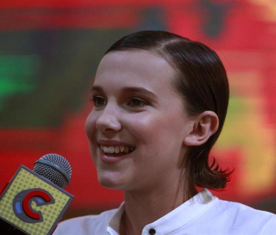 Unicef nombra a Millie Bobby Brown  nueva embajadora de buena voluntad  (semisquare-x3)