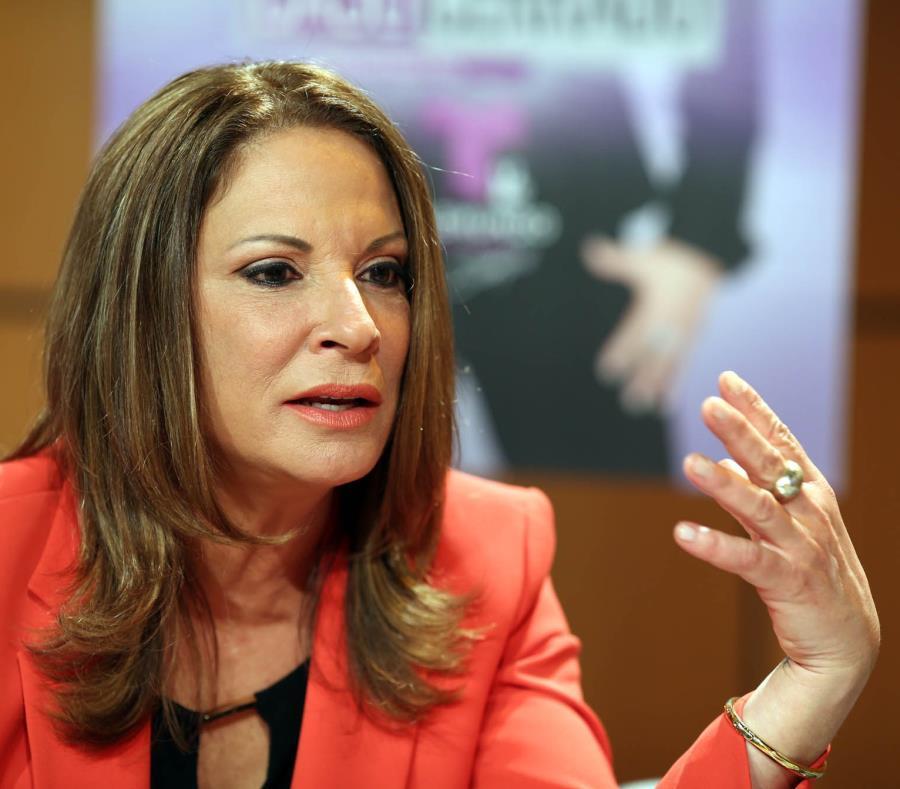 Ana María Polo estrenó nueva temporada de su programa