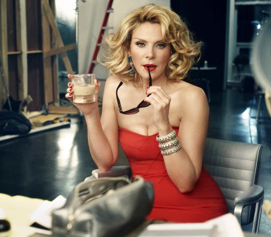 Kim Cattrall dio vida a Samantha Jones en