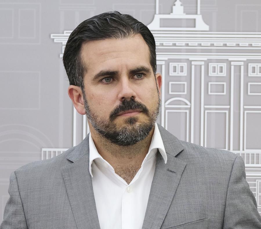 El gobernador Ricardo Rosselló (semisquare-x3)