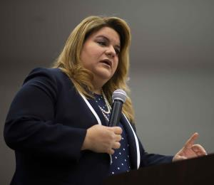 Resident Commissioner Jenniffer González tries to ease future controls