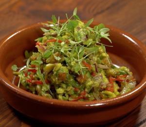 Receta del día: guacamole criollo