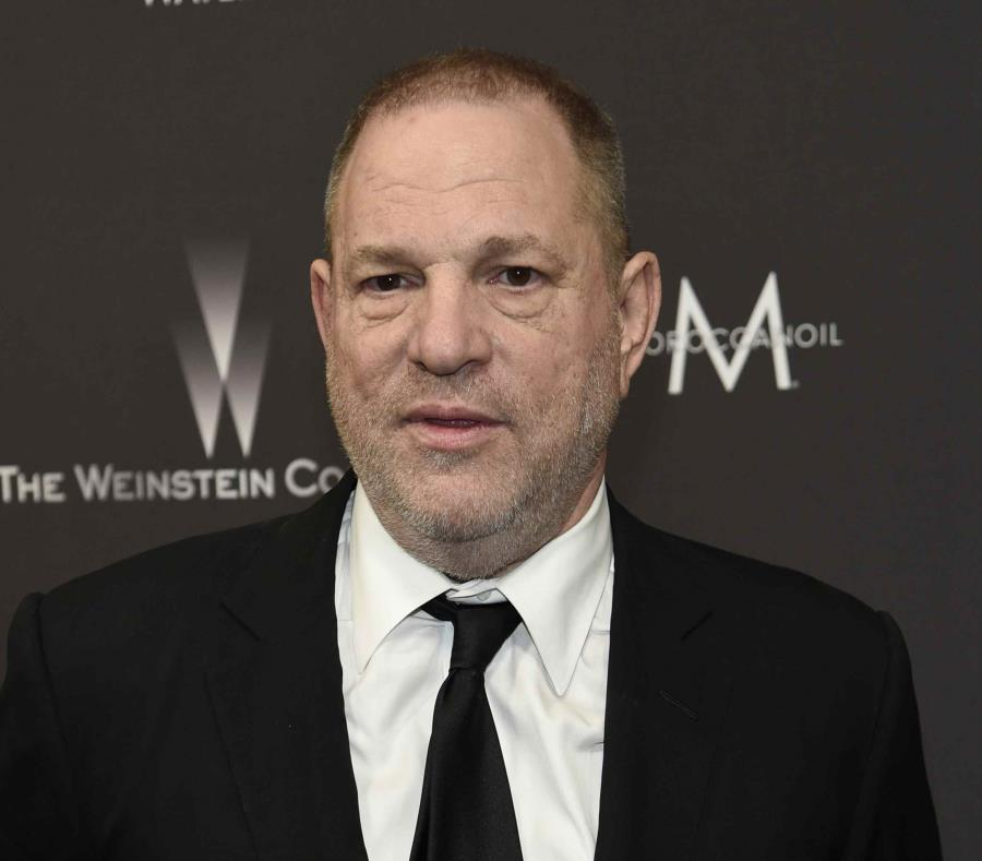 Desestiman cargo contra Weinstein -Reforma