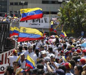 Chávez, Maduro y la historia repetida