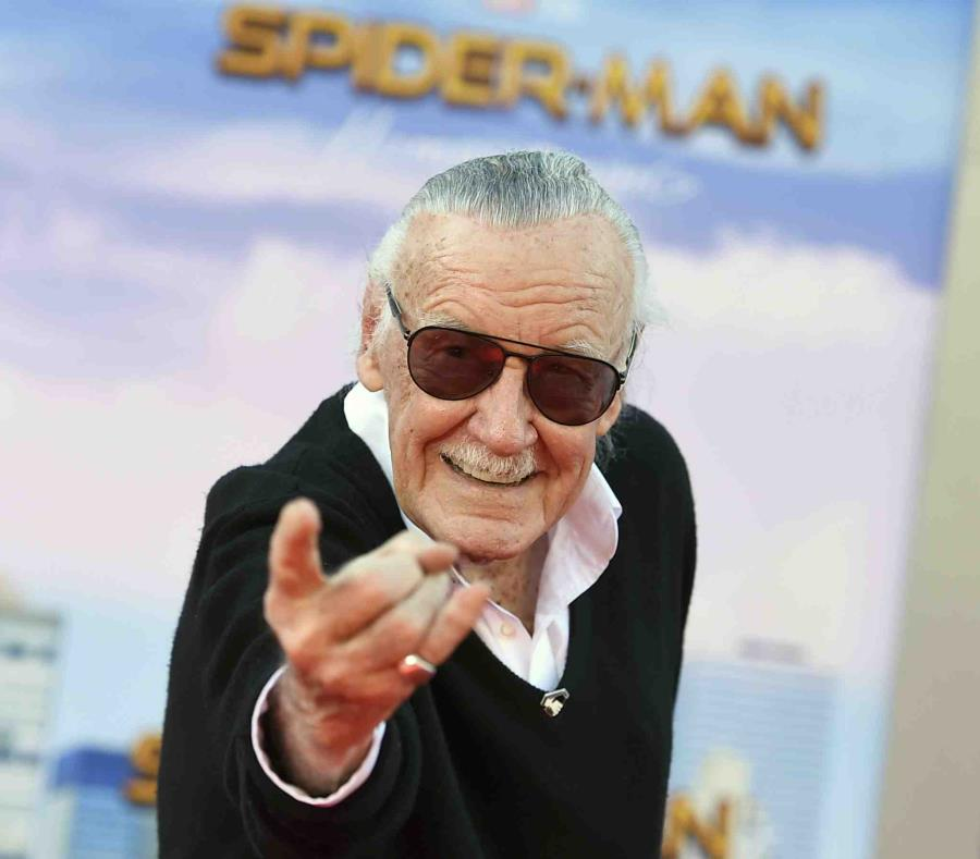 Stan Lee's Cause Of Death Revealed As Heart, Respiratory Failure