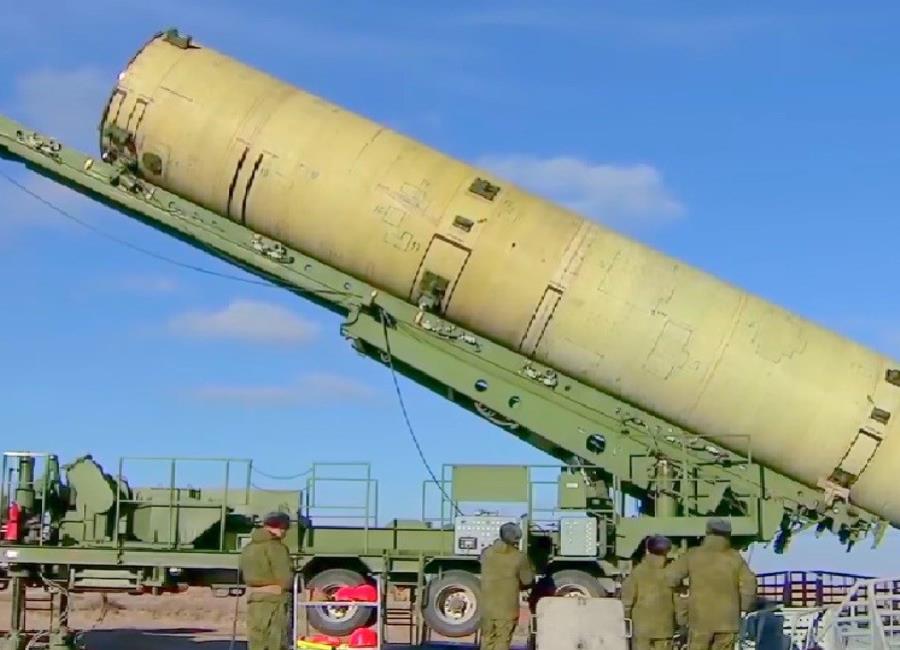 El PRS-1M es el proyectil más rápido del mundo y