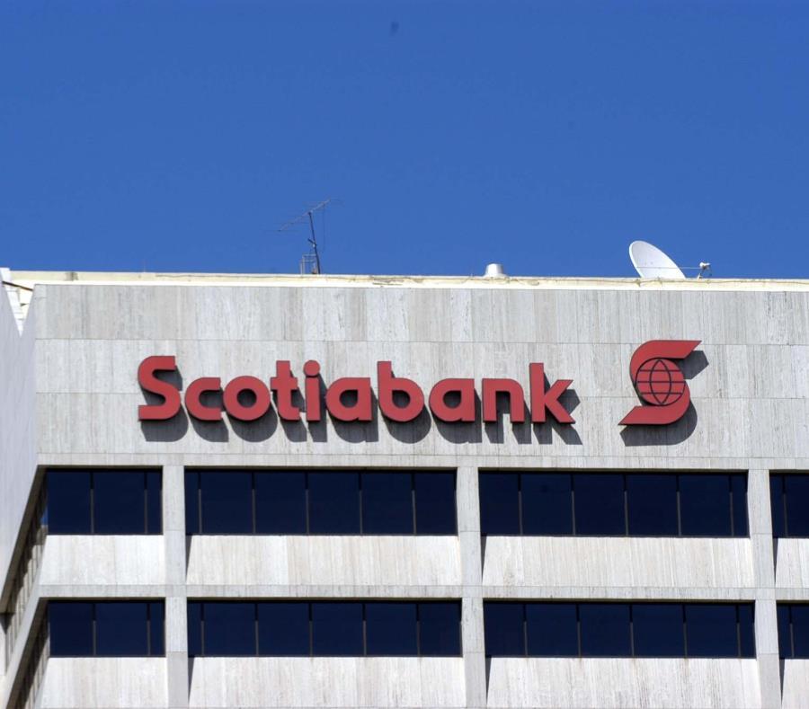 Edificio de Scotiabank en Hato Rey. (GFR Media) (semisquare-x3)