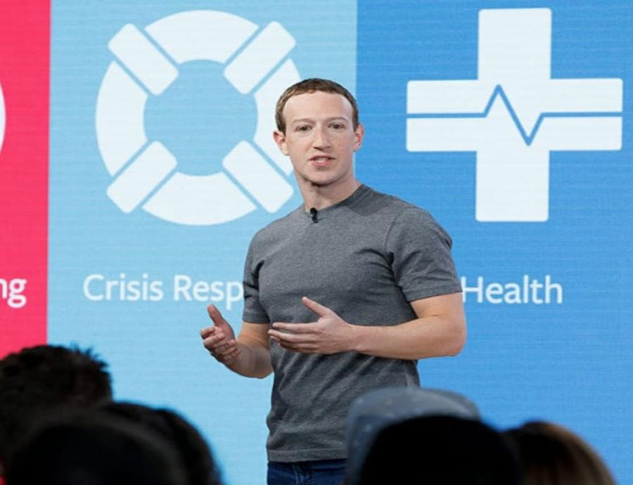 Zuckerberg dijo que no está preocupado por mermar las ganancias de Facebook con el creciente énfasis en la privacidad. (semisquare-x3)