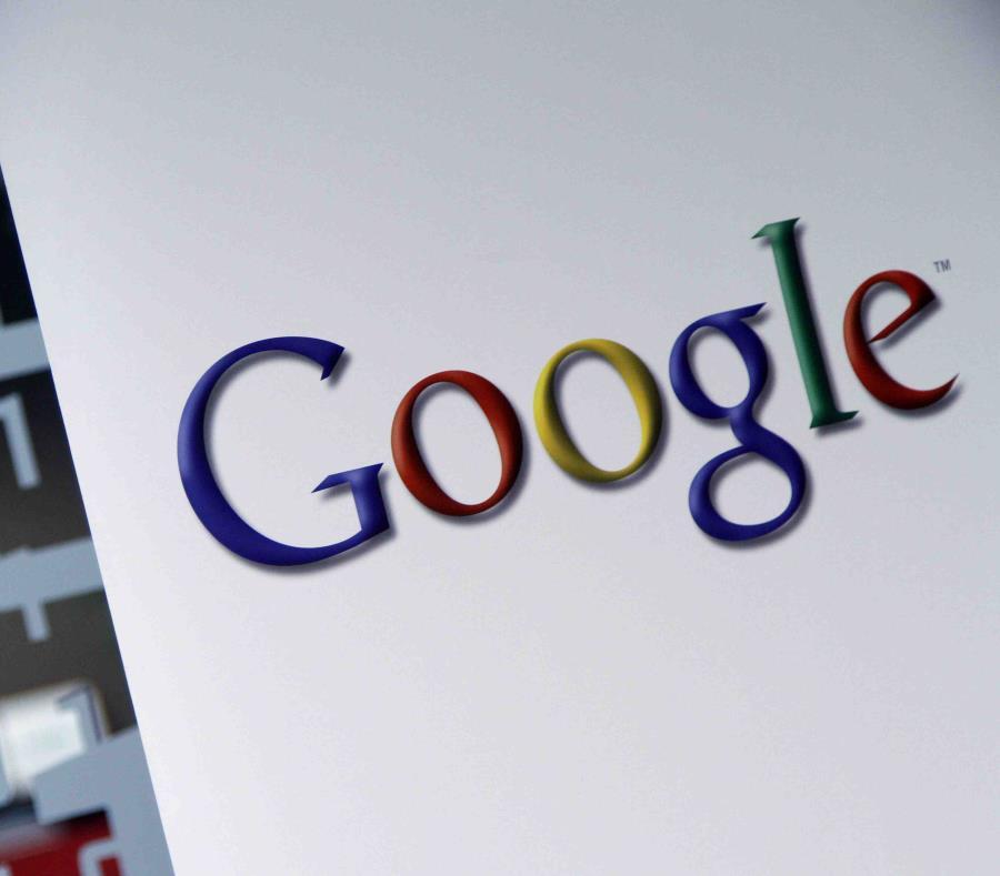 Logo de Google. ( (semisquare-x3)