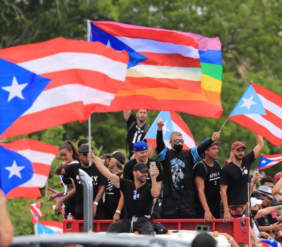 Resultado de imagen para René Pérez y Nicky Jam convocan a un paro nacional en Puerto Rico