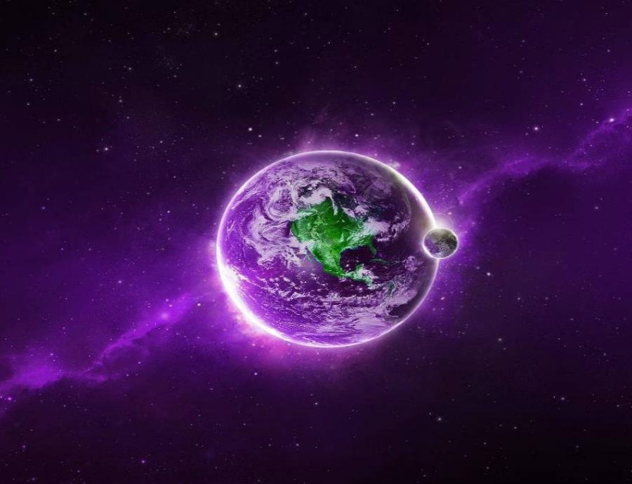 Un estudio revela que hace millones de años la Tierra pudo ser morada  (semisquare-x3)