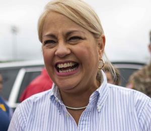 Wanda Vázquez no es política