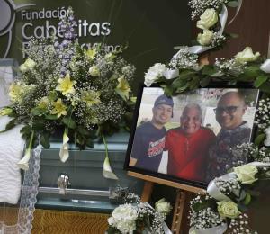Avelino Muñoz preparó a sus hijos para el momento de su muerte