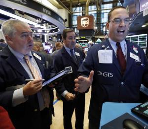Los salarios de Wall Street están en su nivel más alto