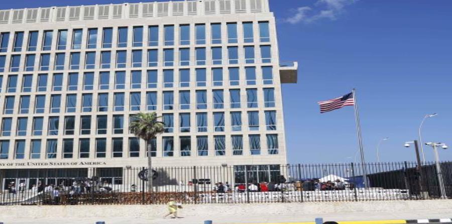 La Embajada de Estados Unidos, en Cuba (semisquare-x3)