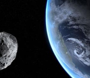 Asteroide pasó cerca de la Tierra y lo detectaron solo cuatro días antes