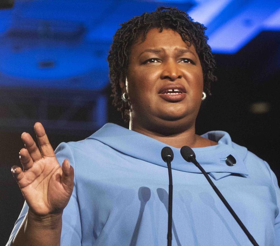 Stacey Abrams (semisquare-x3)
