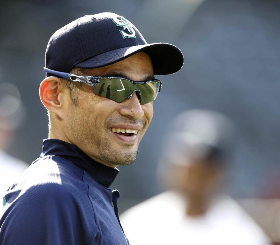 Mariners firman a Ichiro Suzuki con contrato de ligas menores — Fuente