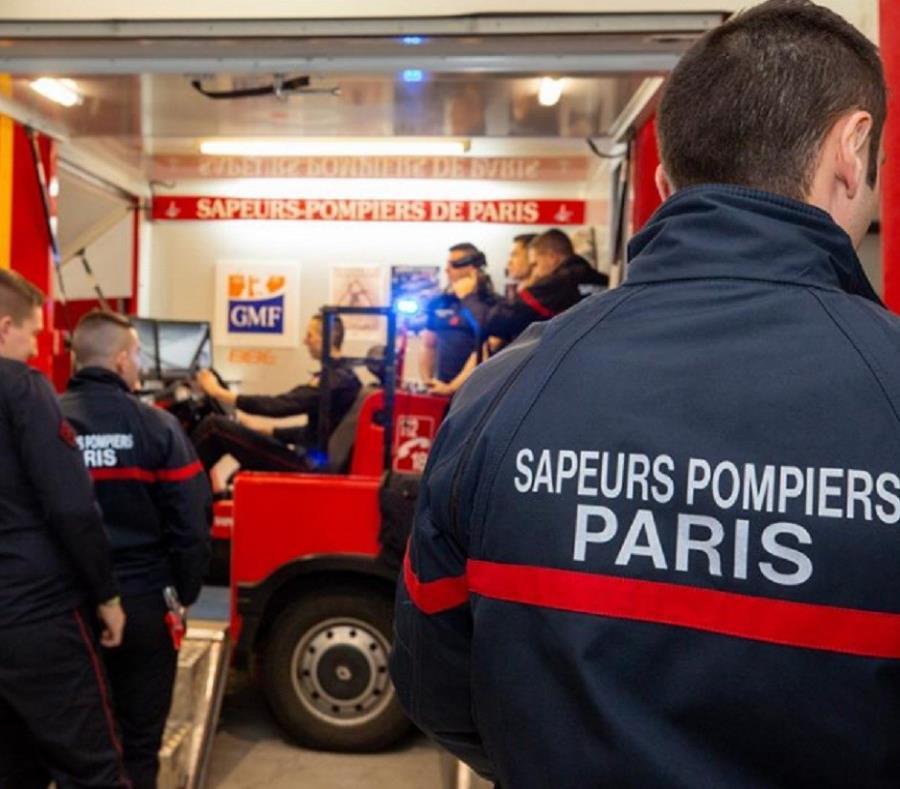Los bomberos parisinos ganaron protagonismo estas últimas semana al convertirse en héroes tras su destacada participación en el incendio que afectó la catedral de Notre Dame. (semisquare-x3)