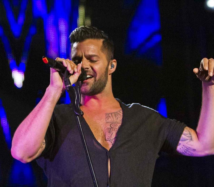 El cantante se sumará a otras grandes estrellas que participarán de la ceremonia. (semisquare-x3)