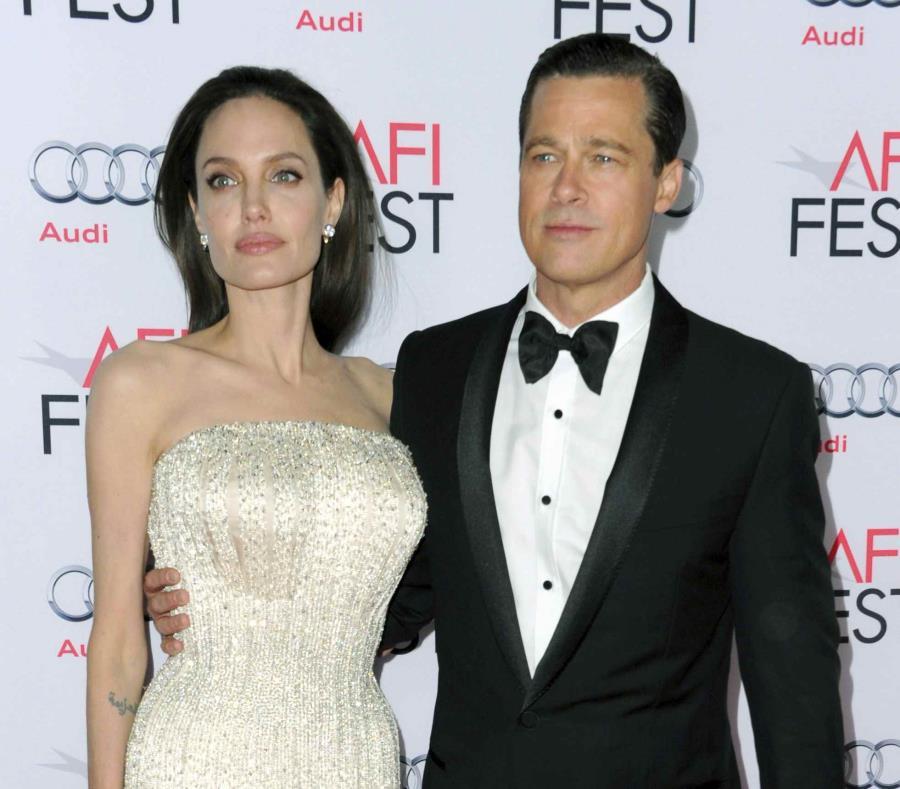 Angelina Jolie y Brad Pitt se casaron en el 2014 (semisquare-x3)