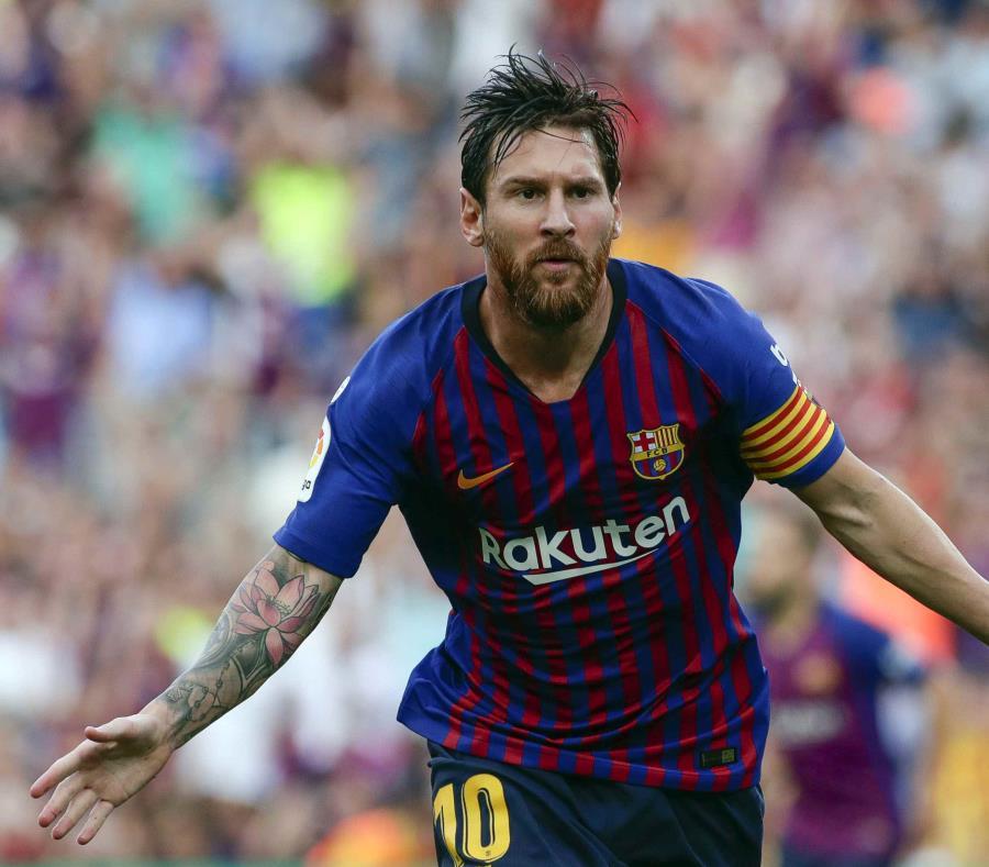 Lionel Messi había sido incluido en la lista de los mejores jugadores de la FIFA consecutivamente desde el 2006. (AP) (semisquare-x3)