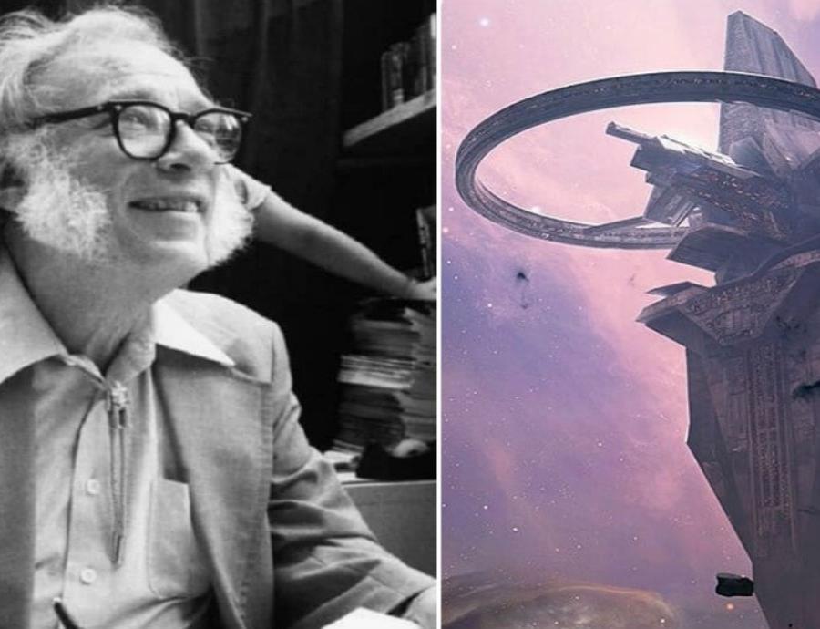 Asimov aseguraba que en 2019 el hombre construiría una base lunar. (semisquare-x3)