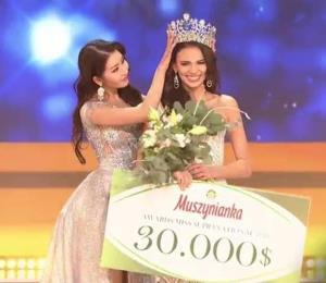 Puertorriqueña gana el certamen Miss Supranational