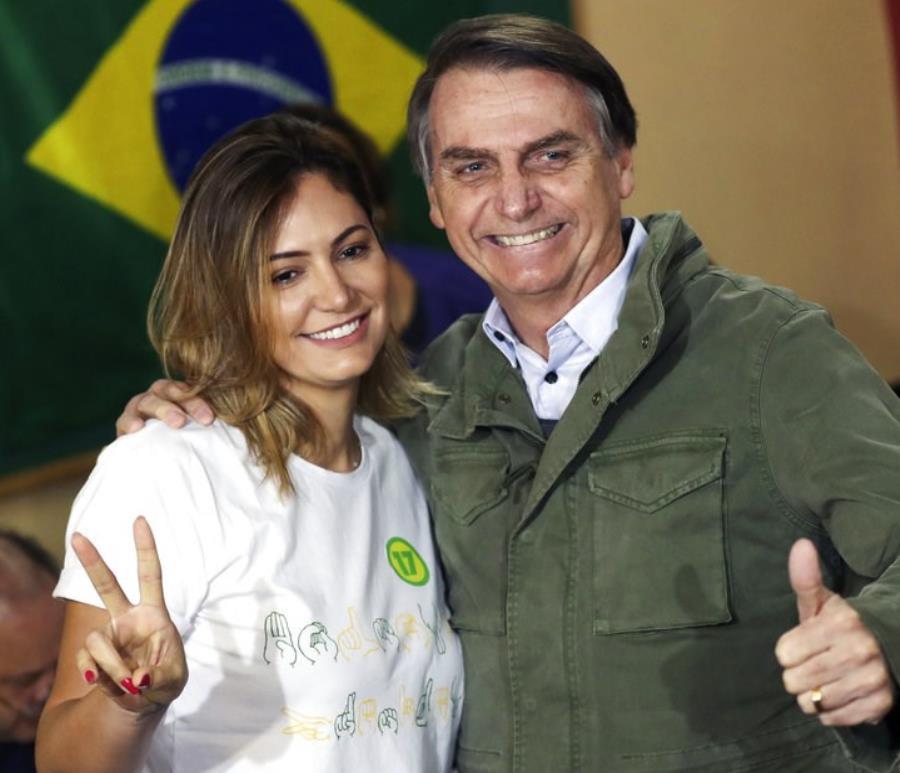 Bolsonaro y Pompeo abordaron la colaboración ante la crisis venezolana