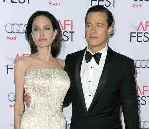 Angelina Jolie y Brad Pitt se reunieron por primera vez tras su separación