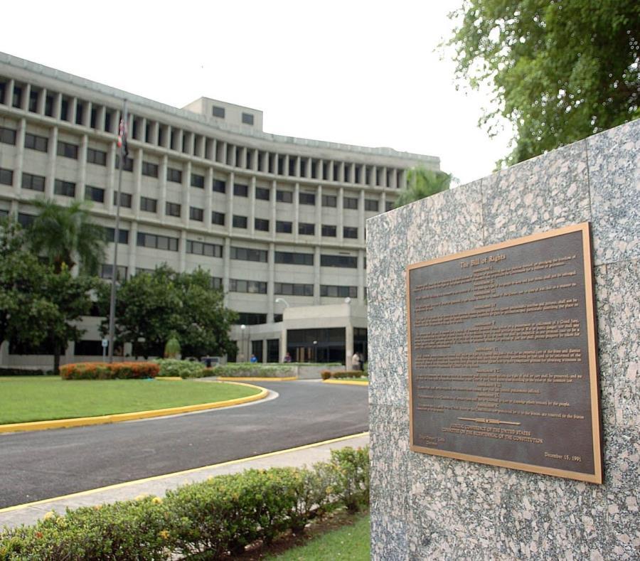 El Tribunal Federal en Hato Rey. (GFR Media) (semisquare-x3)