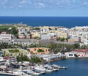 Energizan el 100% del Viejo San Juan