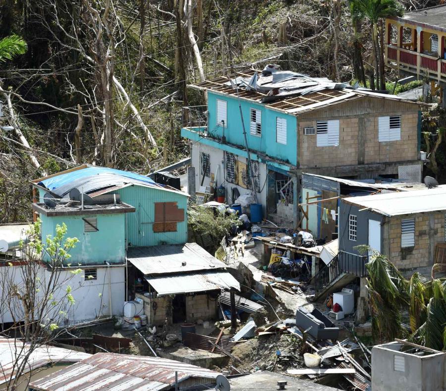 Gobierno federal asignó unos $18,500 millones para la reconstrucción en Puerto Rico, tras el huracán María. (semisquare-x3)