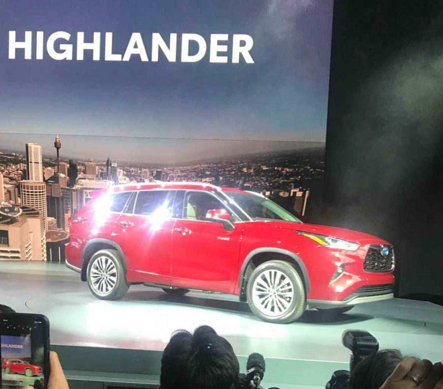 Nueva Toyota Highlander 2020 (semisquare-x3)