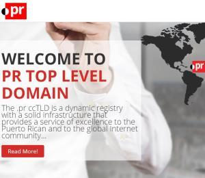 Dominio .pr cumple 30 años en medio de controversia